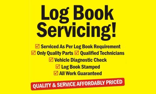 Log book Service Jordan Spring